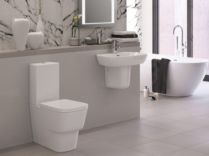 Bathroom Installers - Preston - Holwin Property Services