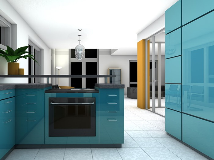 Kitchen Fitters - Preston - Holwin Property Services