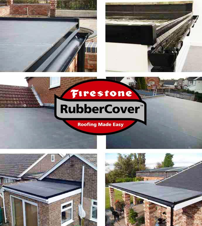Rubber Roofing Preston
