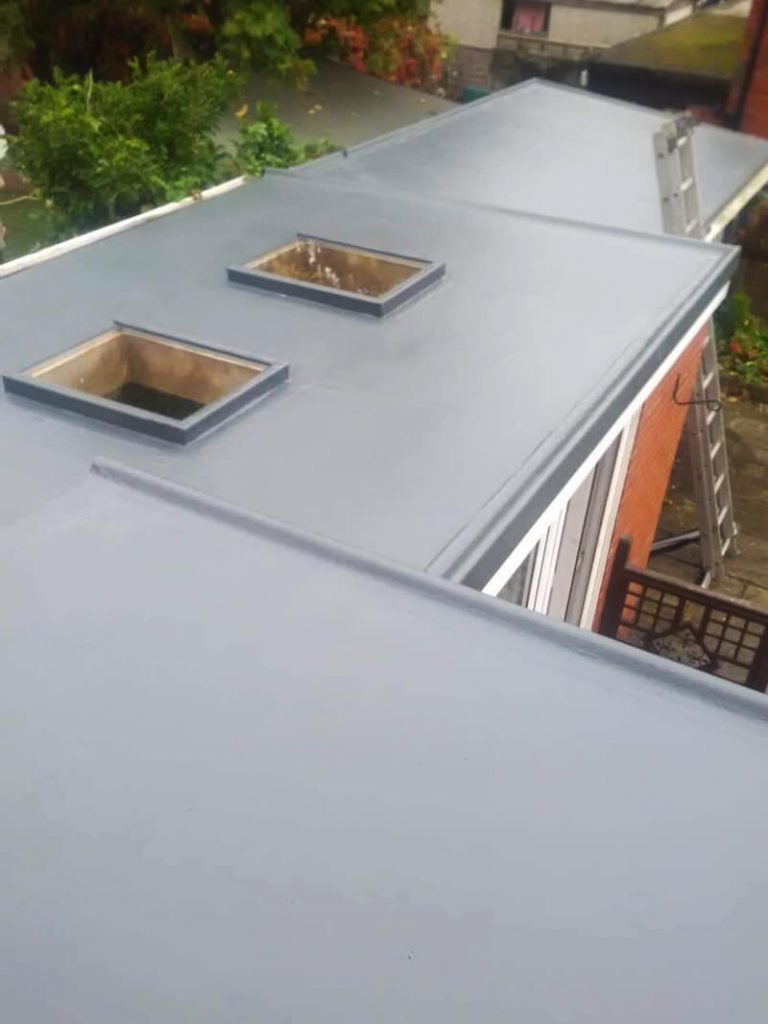 GRP Fibreglass Roofing - Holwin Property Services