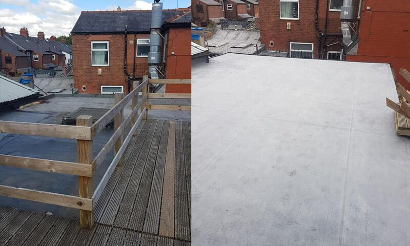 Firestone Rubber Roofing - Roofers in Preston. Holwin Property Services